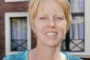Mevrouw B. Vermond
